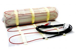Heatwave Mat Floor Heating Kit W Thermostat Radiant Shop